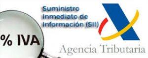 Suministro Inmediato de Información, SII, IVA